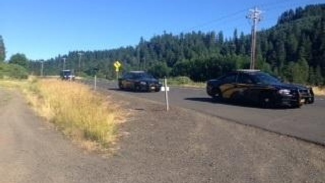 Police: Woman dead after Hwy 38 crash