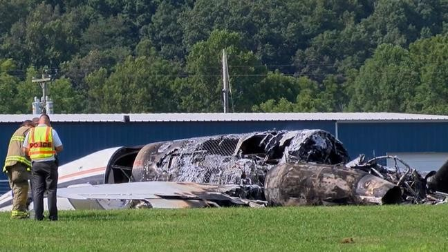 Earnhardt takes weekend off after plane crash near Bristol