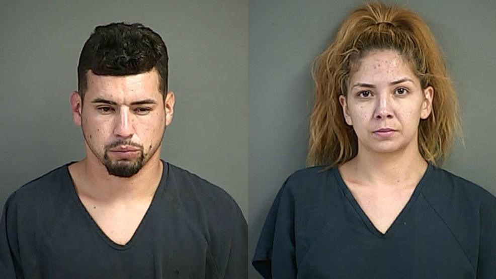 Police: 45 pounds of meth discovered in car during traffic