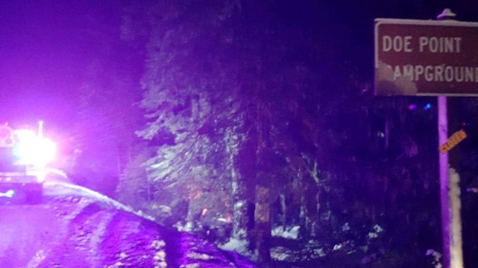 Woman dead after vehicle collides with a tree | KPIC