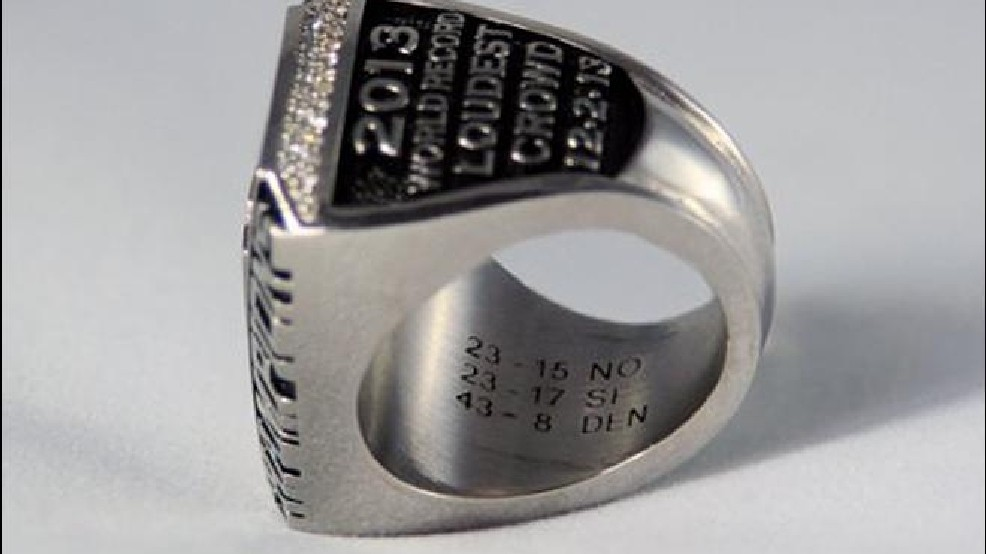 Seahawks Fan Creates Super Bowl Ring For The 12s Kpic